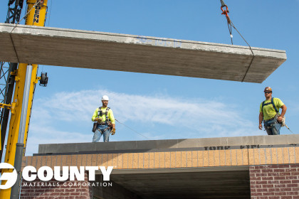 Kwik Trip Car Wash Projects Reveal Advantages of Using County Materials Hollowcore