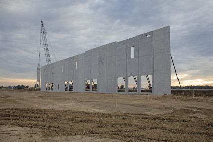 County Materials' Insulated Sandwich Walls Are a Reliable, Long-Lasting Solution
