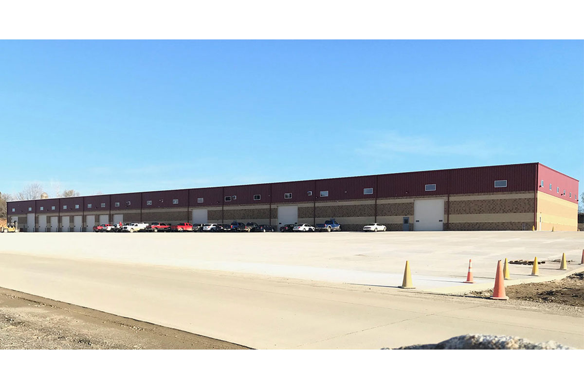 County Materials Opens New Maintenance Facility in Marathon, WI