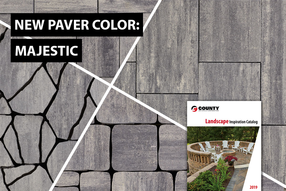 New Paver Color: Majestic