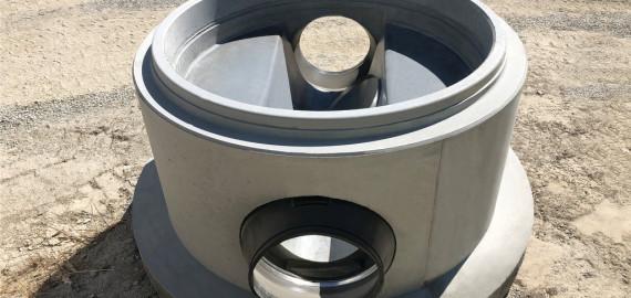 Prima Base™ Monolithic Manhole Base