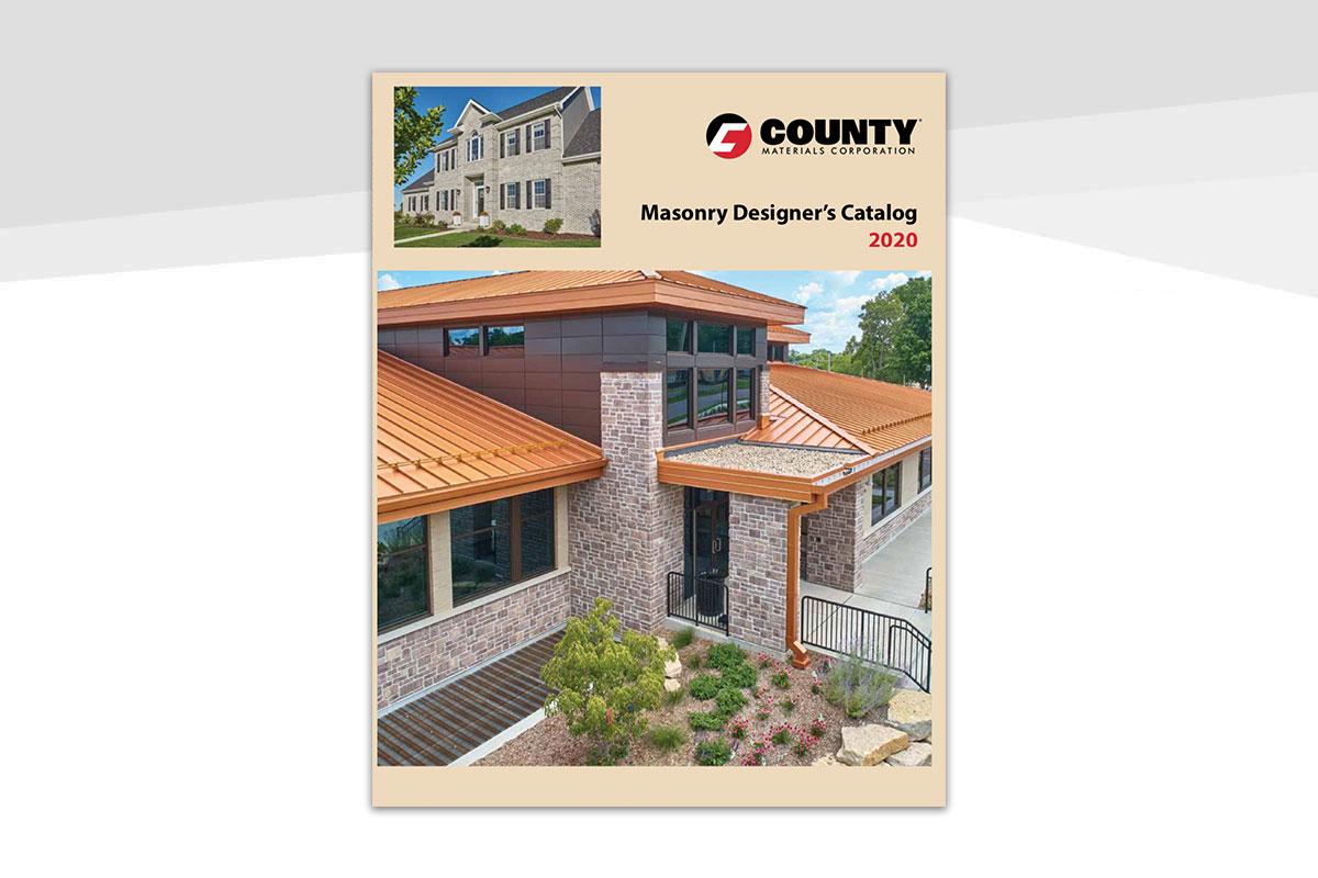 New: 2020 Masonry Designer's Catalog