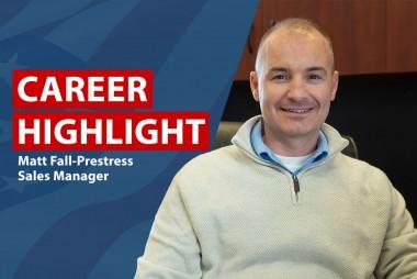 Career Highlight: Matt Fall