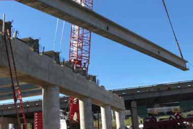 Meramec River Bridge Replacement and Installation of  New Pedestrian Bridge
