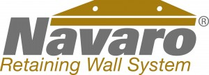 Navaro<sup>®</sup> Retaining Wall System