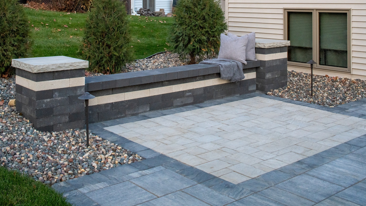 County Materials' Dimensionally Compatible Pavers Offer Limitless Possibilities