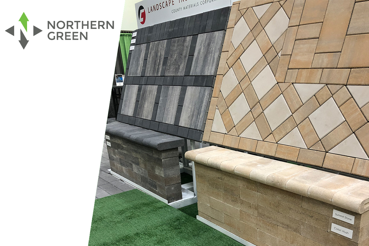 County Materials Showcases New Products at 2020 Northern Green Expo