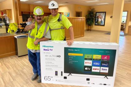 County Materials Celebrates Team Member Appreciation Week