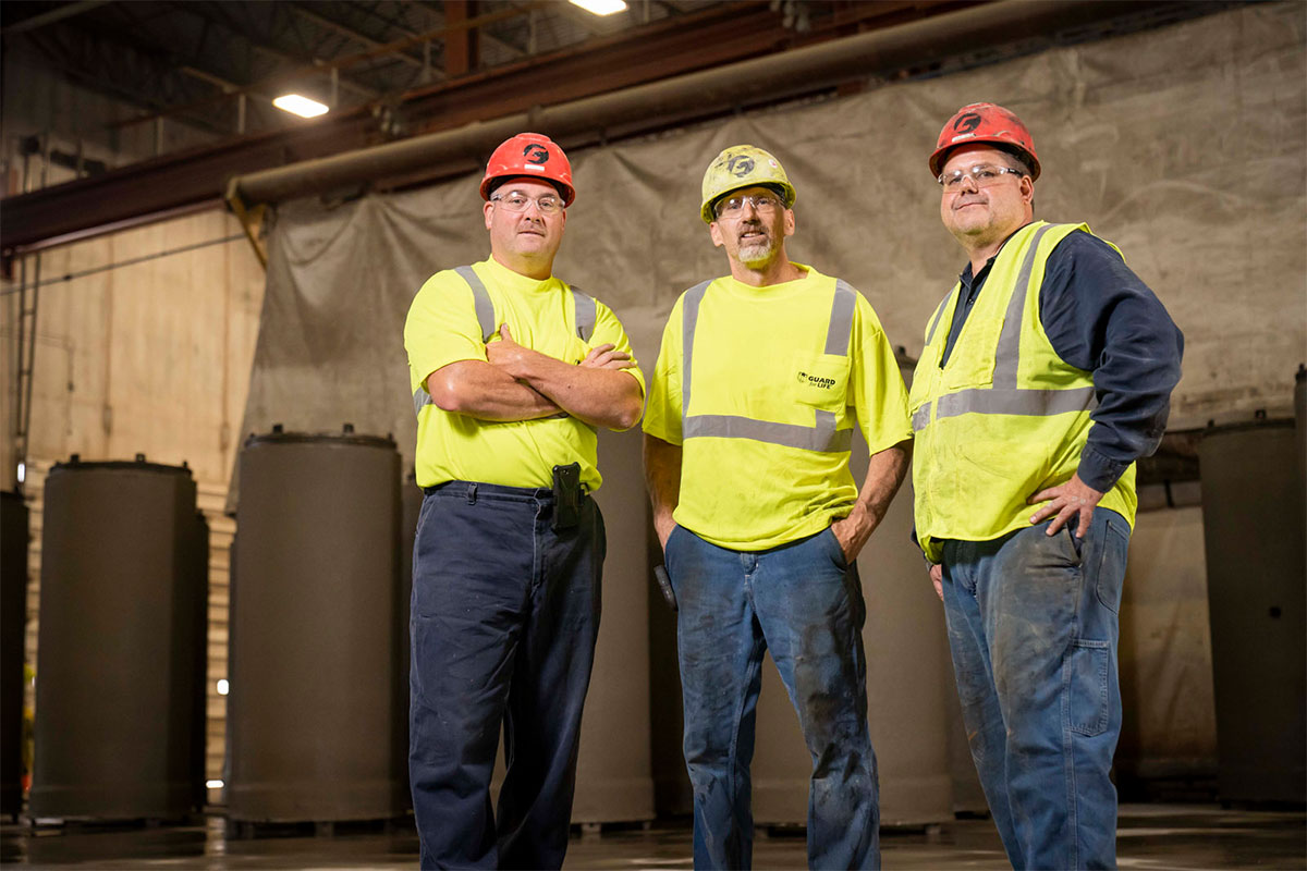 Careers in the Industry: What it Takes to Produce Reinforced Concrete Pipe