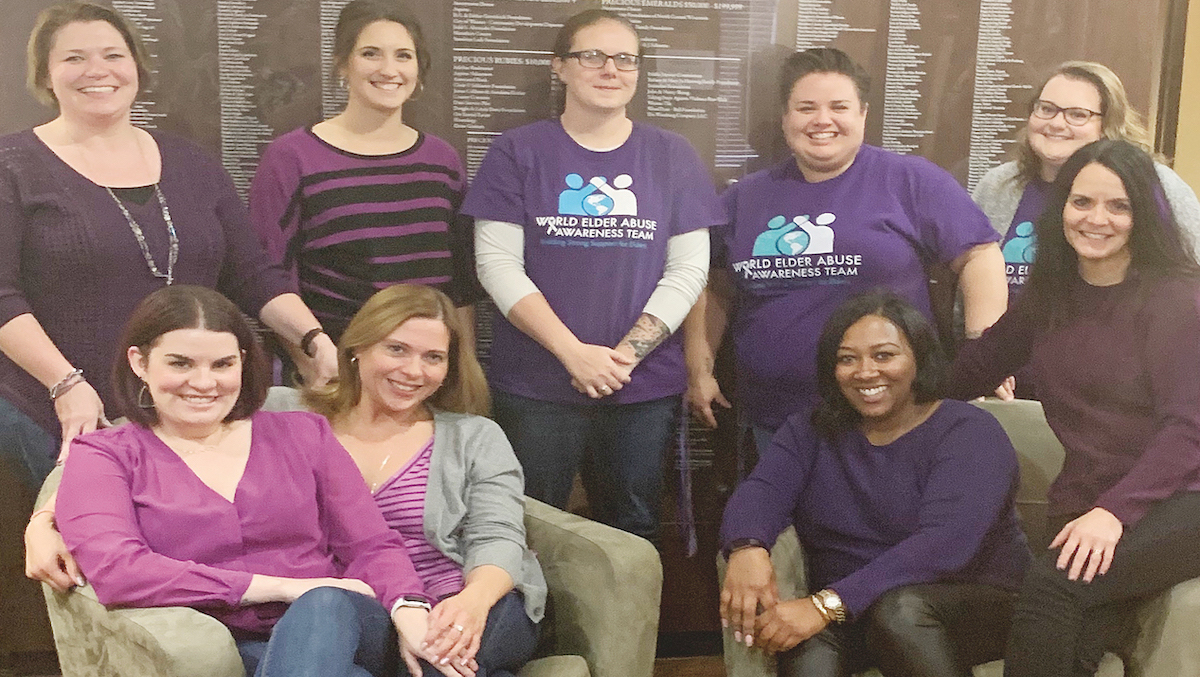 County Materials Partners with the Women's Community to  Empower Survivors and Save Lives