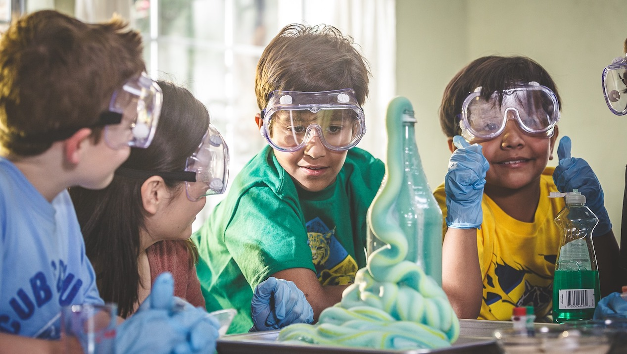 County Materials Sponsors STEM Day Camp to Inspire Local Youth