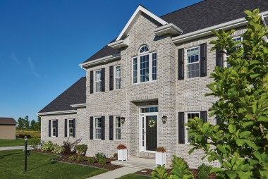 Heritage Collection Designer Concrete Brick Offers Value and Design Versatility for New Home Construction