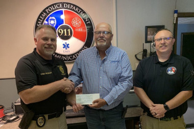 County Materials Helps the City of Salem Police Department Replace AED Devices