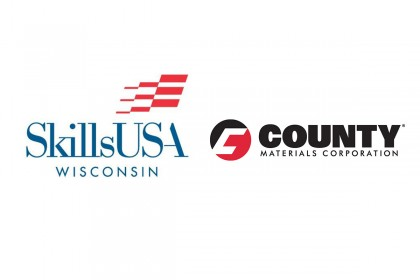 County Materials Supports Local Teams at Skills USA State Leadership & Skills Conference