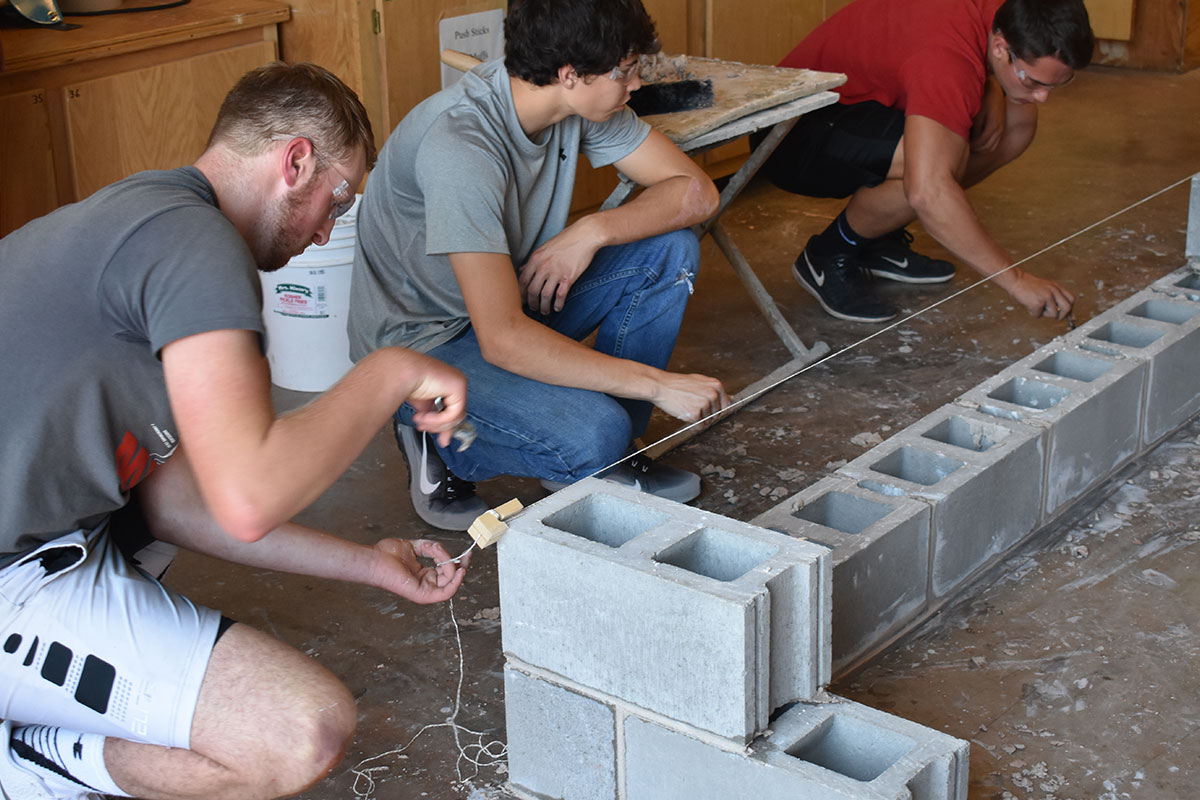 County Materials Promotes Careers and Technical Education in High Schools