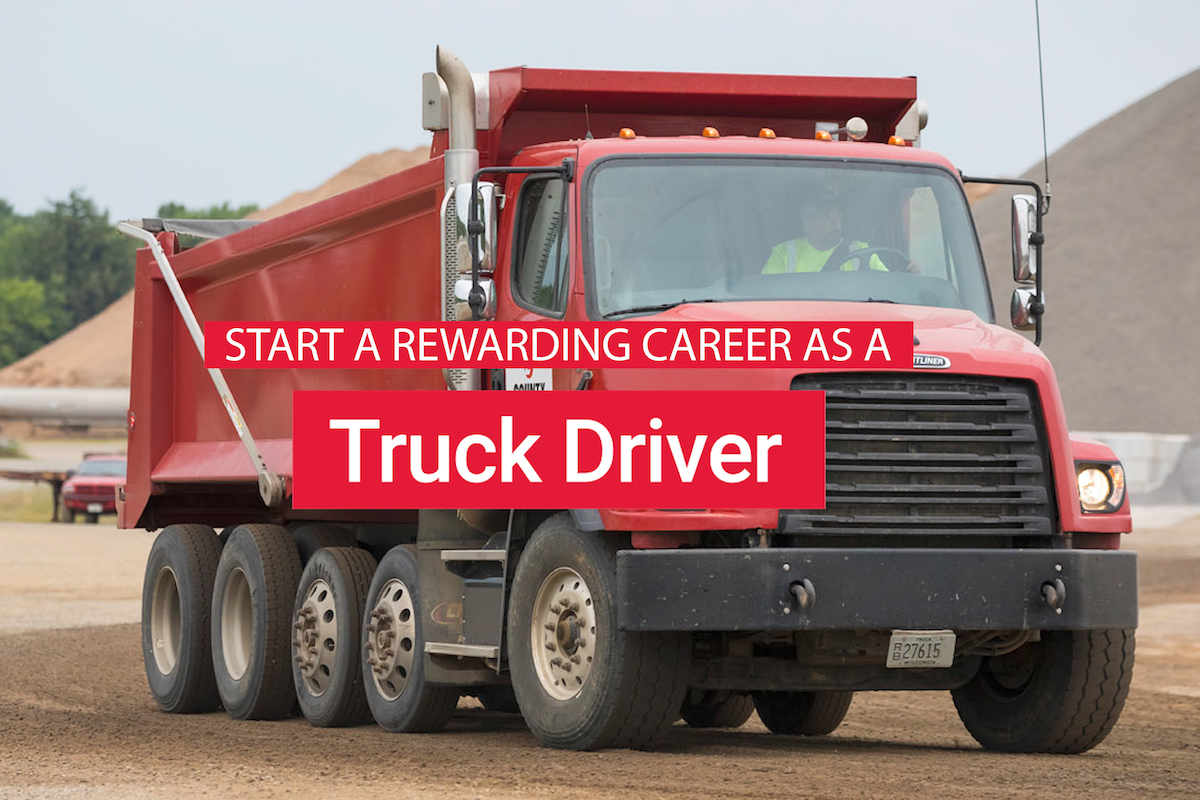 Are you looking for a rewarding career as a professional driver?
