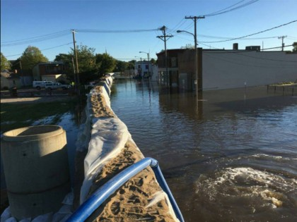 County Materials Aids in Flood Prevention Efforts