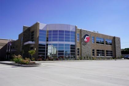 County Materials Renovates Corporate Headquarters in Marathon, WI