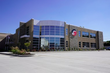 County Materials Renovates Corporate Headquarters in Marathon, WI