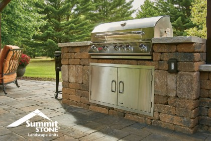 Five Landscaping Trends with Summit Stone