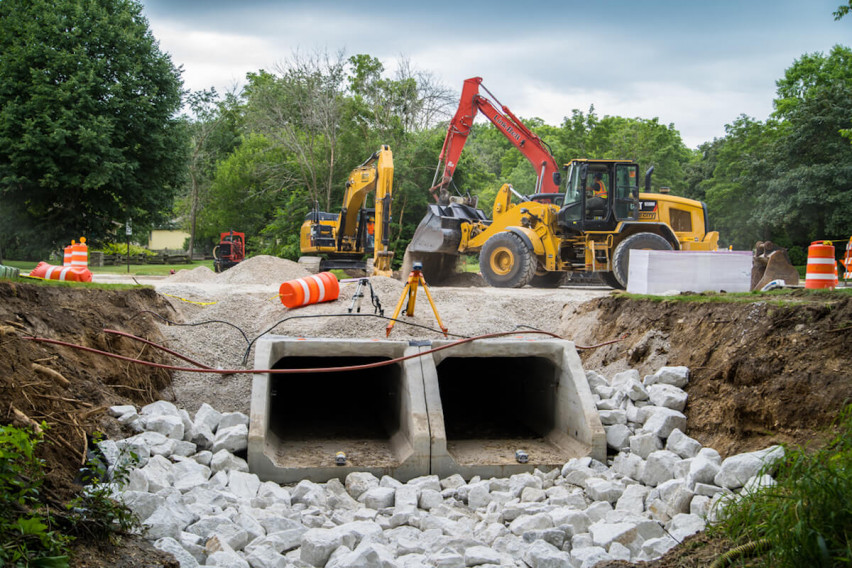 Waukesha Flood Mitigation