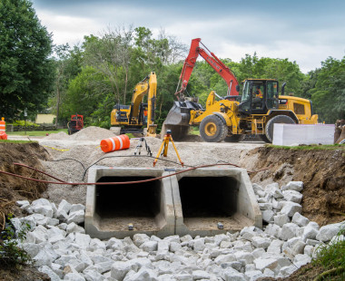 Waukesha Flood Mitigation