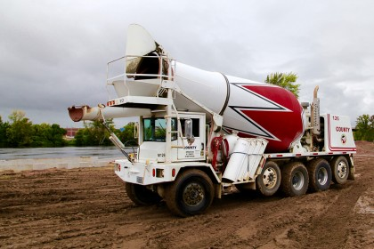 County Materials Keeps Riverlife Villages Construction on Track