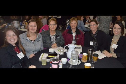 County Materials' Team Members Benefit from Attending Women's Leadership Conference