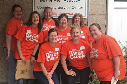 County Materials Helps the YWCA of Rock County Transform Lives