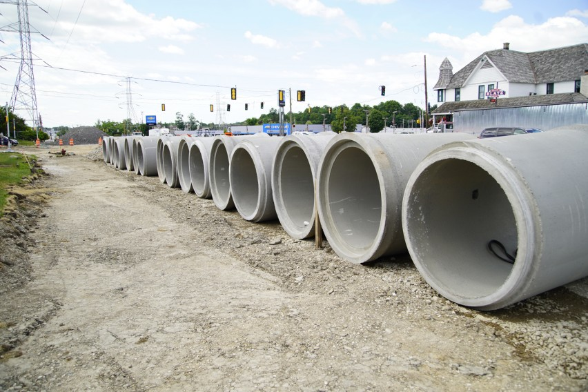 Reinforced Concrete Pipe Specified for Major Wisconsin Corridor Revitalization Project