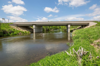County Materials Supplies Multi-Bridge Project with  Unmatched Speed and Professionalism