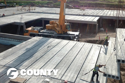 Advantages of Hollowcore - Reserve at Arbor Lakes Project Feature