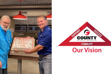 County Materials Celebrates Dispatch Software Administrator's 30-Year Career
