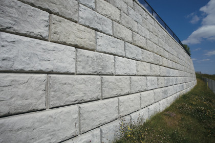 County Materials Rib Rock™ Landscape Block Now WisDOT-Approved