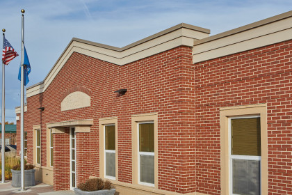 Heritage Collection™ Designer Concrete Brick Offers Long Term Sustainable Benefits
