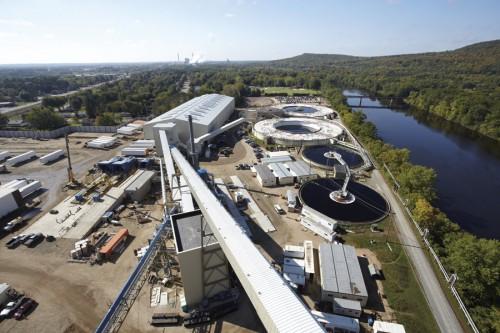 Rothschild Biomass Co-generation Facility