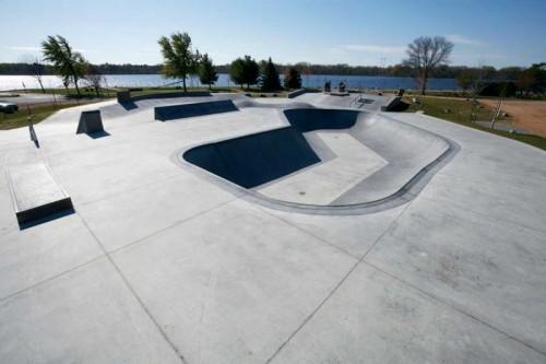 Bukolt Park Skate Park