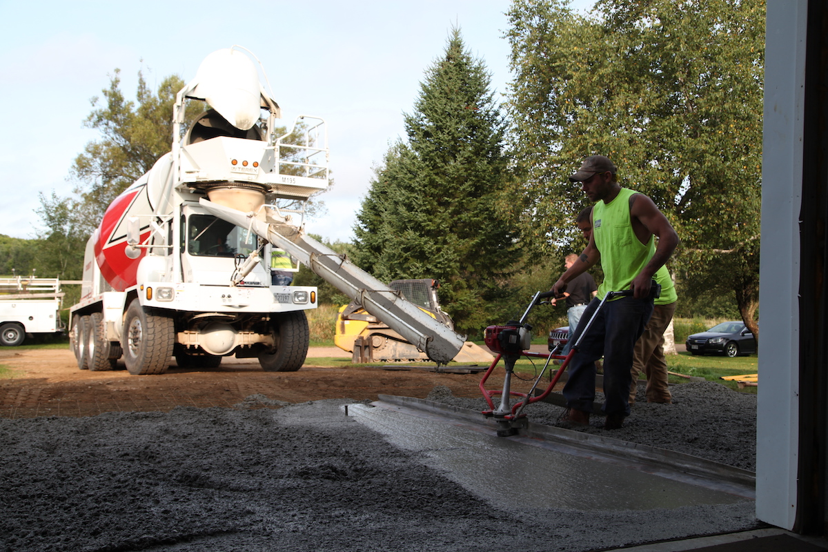 Caring for Concrete Driveways