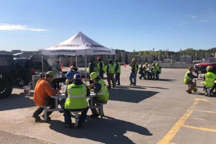 County Materials Hosts Cinco de Mayo Team Member Appreciation Lunch
