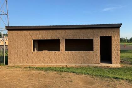 County Materials Donates Masonry Products for Local Baseball Field Renovation Project