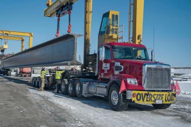 Mile-Long Bridge Featured by National Precast Concrete Association