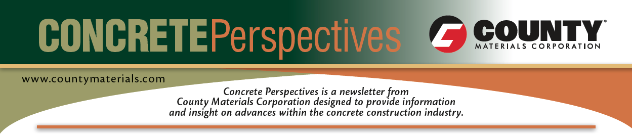 Concrete Perspectives Newsletter March 2017