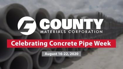 Concrete Pipe Week