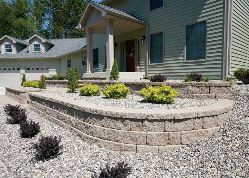 County Block® Retaining Wall System