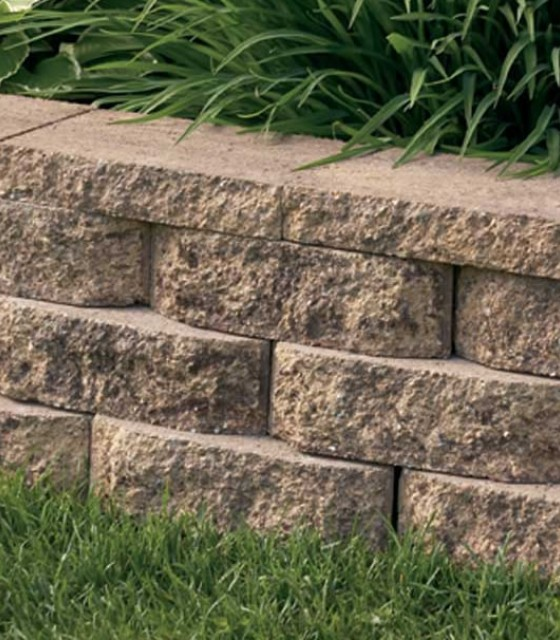 Outdoor Stone Walls : Garden walls
