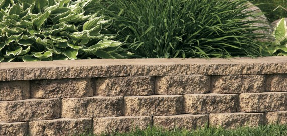 County Cub® Retaining Wall System