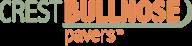 Crest™ Bullnose Pavers