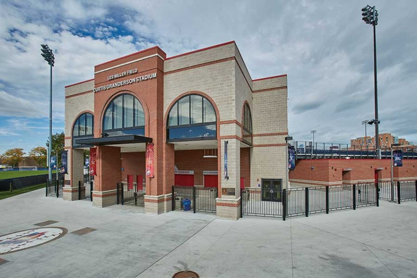 Curtis Granderson Stadium