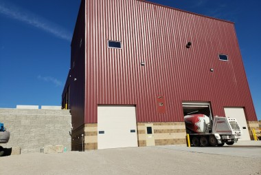 County Materials Expands Central Wisconsin Ready-Mix Operation  with Addition of Year-Round Plant