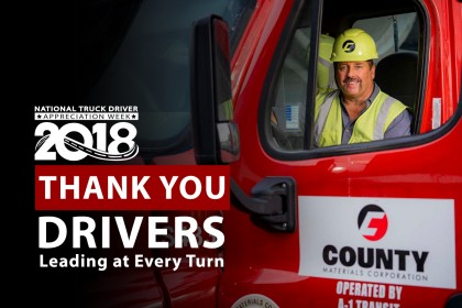 National Truck Driver Appreciation Week Recognizes Excellence in Motion